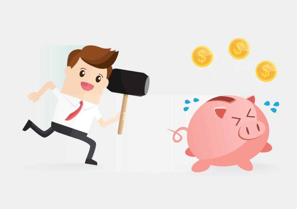 大学生が100万円を貯金する方法で一般的なのは「アルバイト」