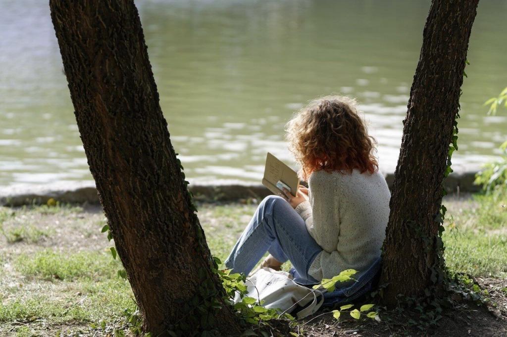 ブログに疲れたときは心を休ませよう【読書が最高】